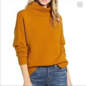 NWT Madewell Belmont Sweater size small